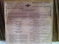 Choeurs de l'Afrique Equatoriale Française (Erato - 1958) De la colonisation dans les cartons.