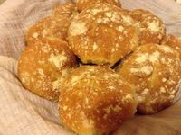 Petit pain à la farine