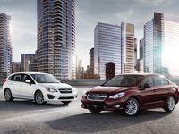 Subaru...et deux de plus!