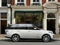 Range Rover...toujours plus!
