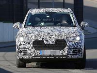 Audi Q5, un renouvellement très prochain!