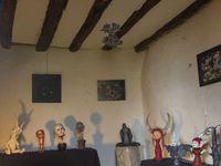 Avec en haut, Seroux, Bouthéon, Solid' &#x3B; au milieu, Can'art, Cardinal, Cathou &#x3B; en bas, Cardot, Couasnon, Demelenne.