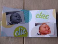 Mini album de naissance