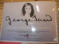 Exposition George Sand