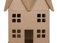 Sa maison est en carton... Pirouette Cacahuette ...