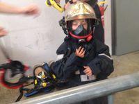 Un dimanche chez les pompiers