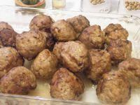 &quot&#x3B;Boles de picoulat&quot&#x3B; aux olives &amp&#x3B; champignons