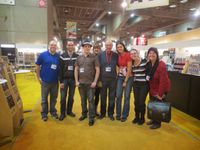 De beaux souvenirs du Salon du livre de Montréal 2014!