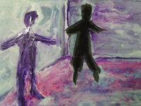 Peintures à l'huile sur papier - MoaW