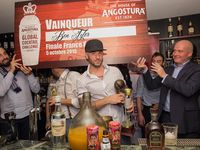 Angostura &quot&#x3B;And the winner is...&quot&#x3B;