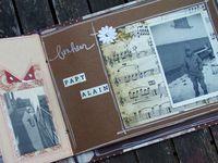 Album &quot&#x3B;souvenirs famille&quot&#x3B;