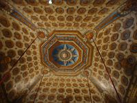 Plafond des appartements du Roi à Kensington Palace