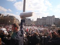 Pillow Fight Day - London 2013 - (06.04 15h)