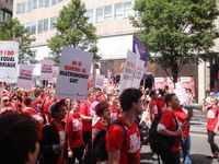 Pride in London - Parade