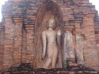 Bouddha dans ses détails