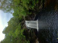 Lohmond - Balloch castle, les chutes de Falloch
