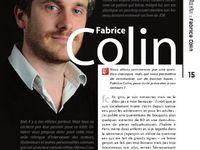 """Fabrice Colin """"Avant, j'étais rôliste (mais maintenant ça va mieux)"""" / Romain d'Huissier : """"La Brigade Chimérique : une genèse"""" in Di6dent n°6 (septembre 2012)"""