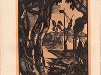 """J.-H. Rosny aîné """"L'Initiation de Diane"""" (Ferenczi - 1934)"""