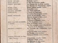 """J.-H. Rosny Jeune """"La Courtisane Passionnée"""" (Editions De France - 1931)"""