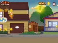 Garfield's Wild Ride débarque sur smartphones et tablettes
