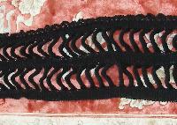 Le foulard à lanières