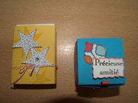 "Sets de tampons ""Simply Stars"", ""Six-sidded Sampler"", ""Georgeous Grunge"""