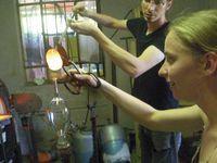 Crémaillère de Spoutnik Glass    2012