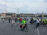 Le 5 juin - Convergence Francilienne 2016 - Carrières-sous-poissy/Paris à Vélo !