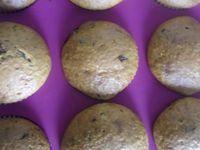 MUFFINS CHOCOLAT- AMANDE