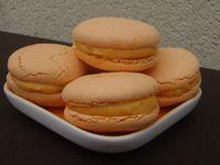 Macarons Patate Douce