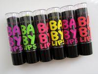 Baby lips dispos en France, puis autres couleurs dispo aux USA ou sur internet.