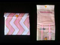 Idée cadeau pour petites filles sages: la pochette pour barrettes