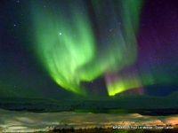 Mes premières photos d'aurores boréales : c'est un début !