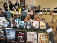 Salon du livre et de la BD Sérémange-Erzange, les photos !