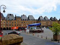 Charleville-Mézières (Voyages en camping-car)