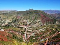 Maragua (Bolivie en camping-car)