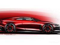Francfort : Audi quattro concept