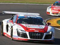 BRCC Endurance - Doublé Aston Martin, les pilotes Audi leaders du championnat
