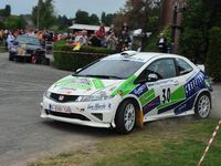 ASAF-Rallye de Jalhay : Cartelle favori sur ses terres ?
