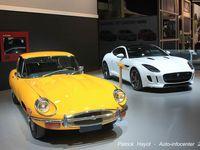 Jaguar : Entre passé et futur, le présent est bien là.