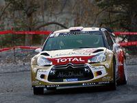 WRC-Monte Carlo : Bouffier... maître à la maison