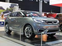XLV est 29 cm plus long que SIV-1 encore vu au Brussels Motor Show, mais Ssangyong se fait de plus en plus ambitieux, moderne et conquérant !