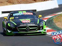 12 heures de course, 4 voitures en 3,4 s qui joue la gagne et une 5e en embuscade à 37 s... Le GT3, c'est du spectacle assuré !