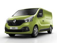Renault Trafic... d'influence