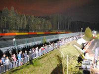 Francorchamps Historic Rally Stage : démonstration pour le fun !