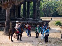 Angkor des temples !