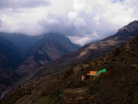 Trek part 1 : Tamang Heritage Trail