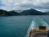 De Kaikoura au Ferry