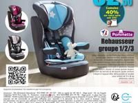 Le mois du Bébé en Grande Surface, promos sur les sièges-auto : FAUX Bon plan ?
