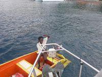 Une arrivée en Guadeloupe tout en douceur